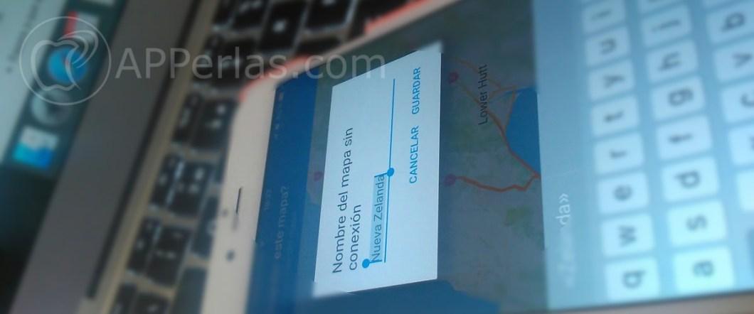 mapas en Google Maps