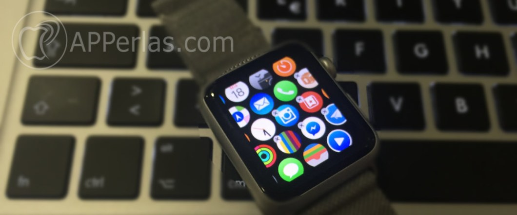 eliminar aplicaciones en el Apple Watch