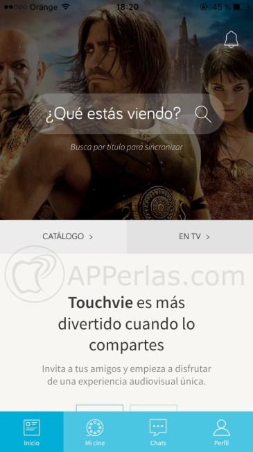 touchvie 3