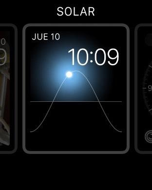 esferas del Apple Watch 1
