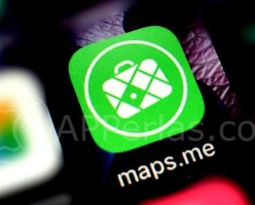 app de mapas offline ios