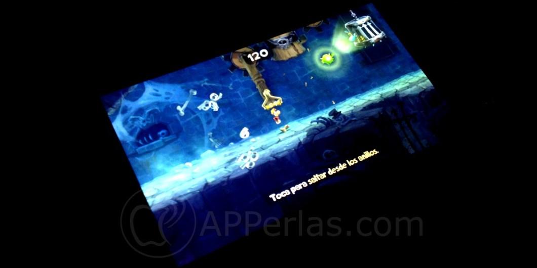 Rayman Adventures iPhone
