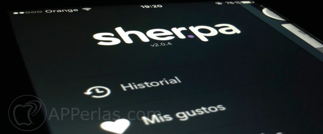 Sherpa Next 1