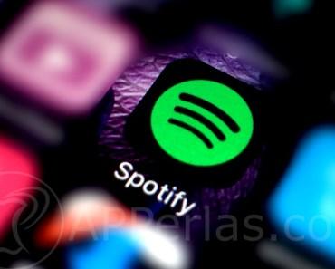 Spotify app función crossfade