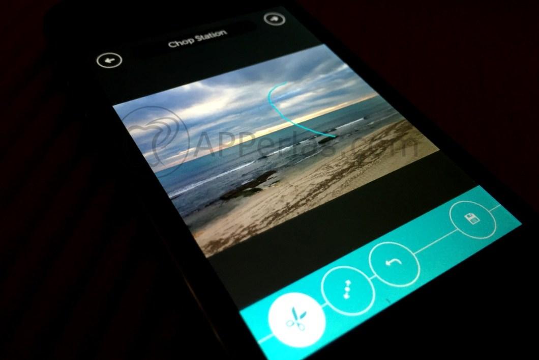 App superponer imágenes