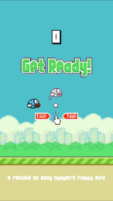 Flappy Returns
