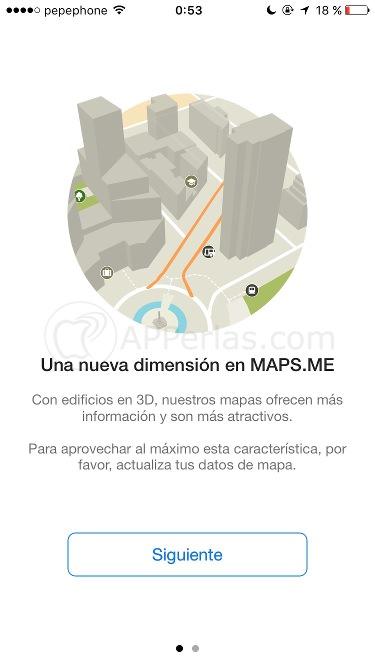 app de mapas offline