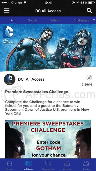 DC All Access 2