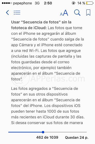 Manual de iPhone oficial