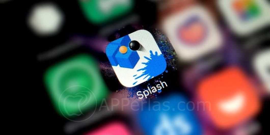 Splash app