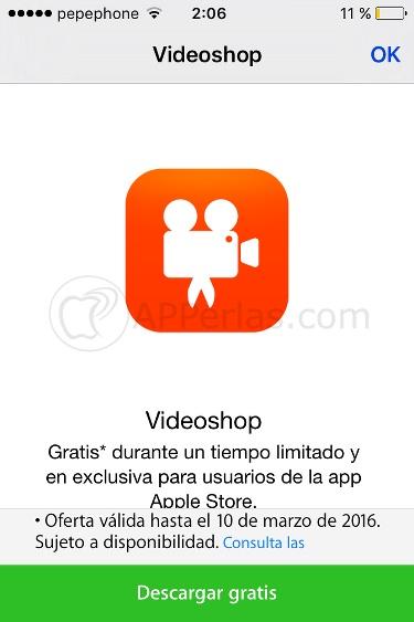 VideoShop gratis