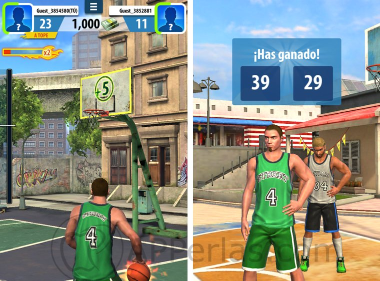 Basketball stars 4