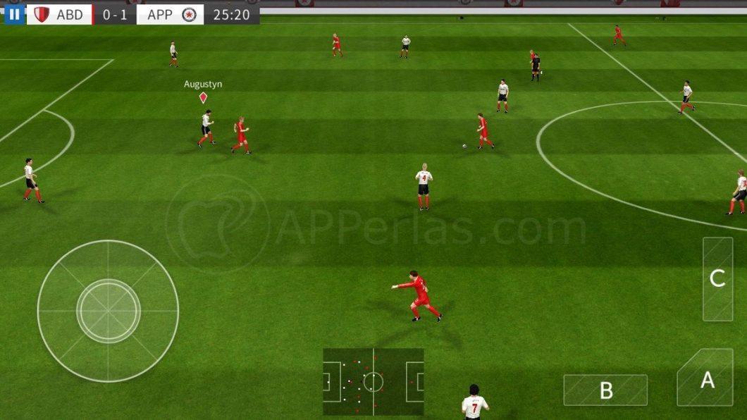 League soccer 2