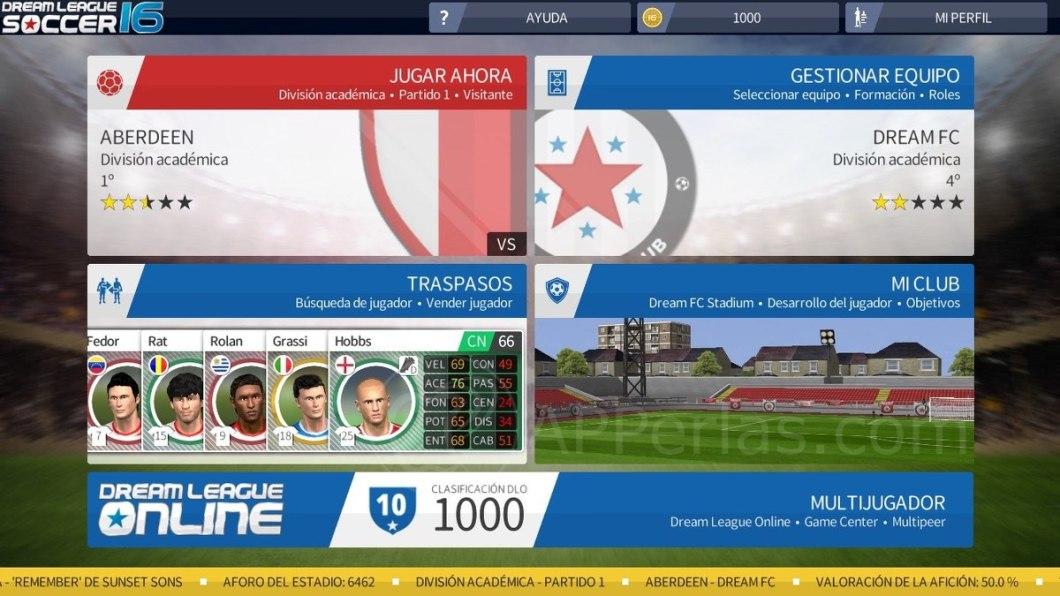 League soccer 5