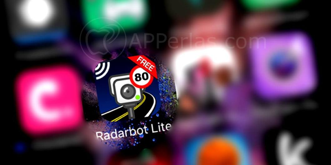Detector de radares iPhone