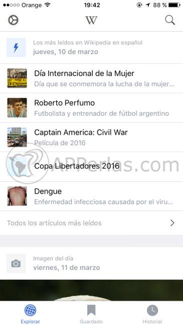 Wikipedia Mobile 1