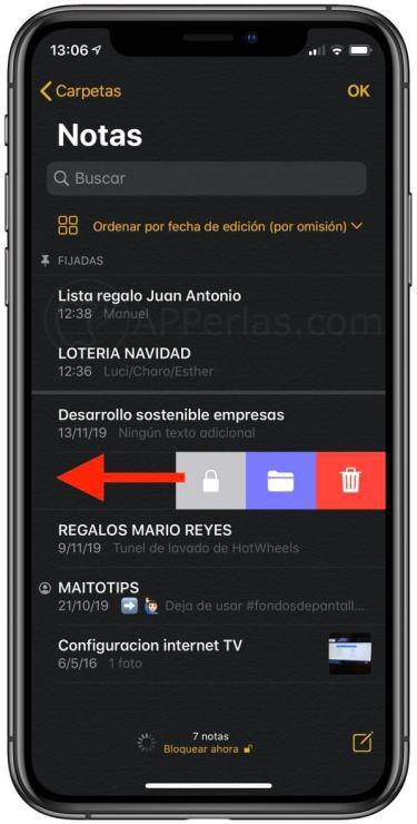 Haz privadas tus fotos de iOS