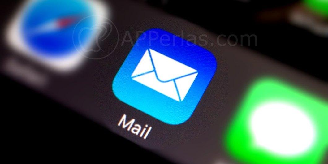 notificaciones de Mail