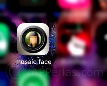 Pixelar una cara con iphone