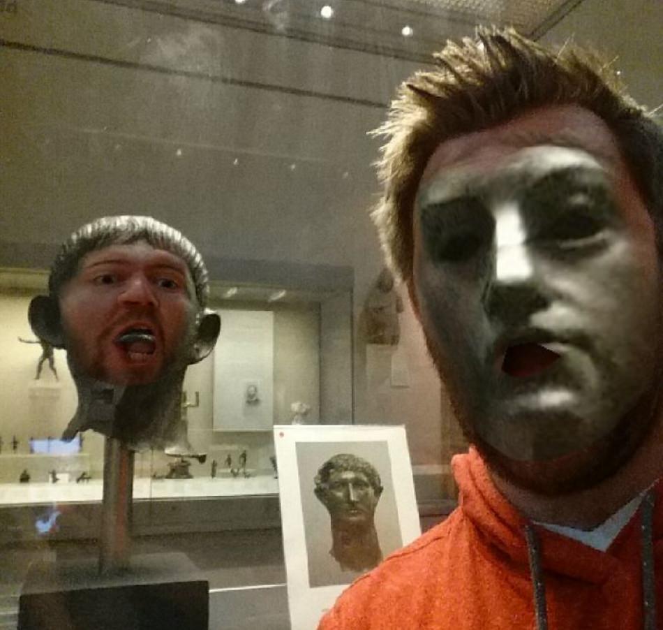 Snapchat museo 4
