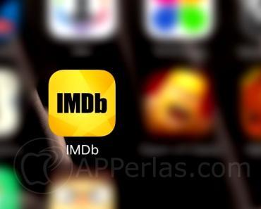 IMDB app iPhone