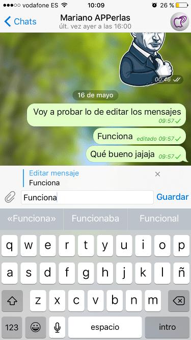 mensajes enviados 2