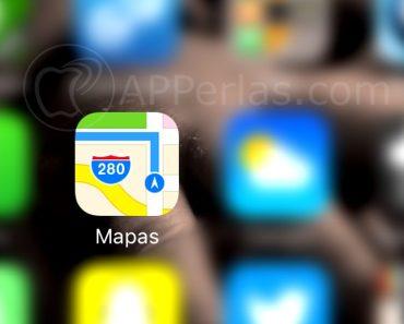 Mapas de apple app