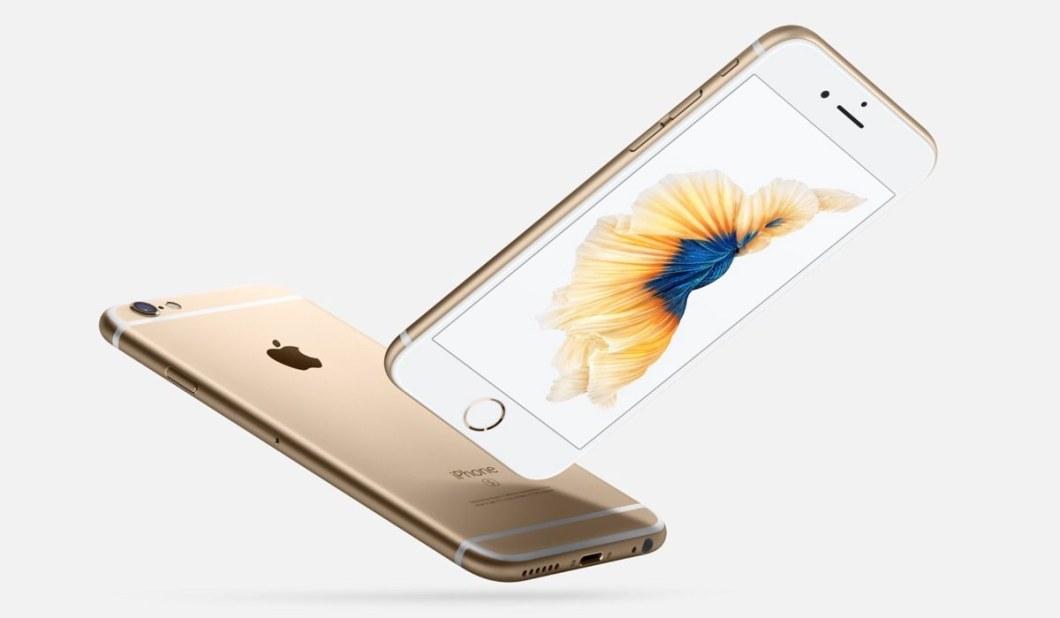 4G en el iPhone