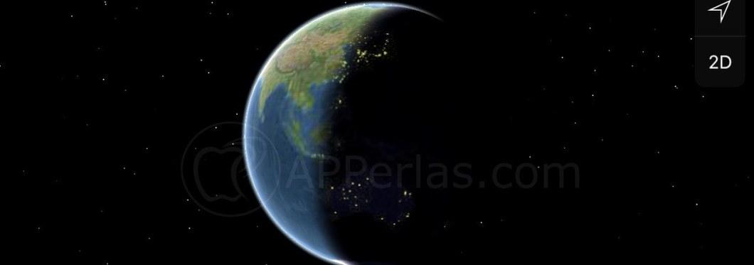 Sombra del planeta
