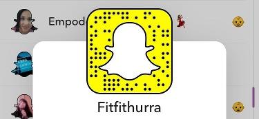 Fitfithurra snapchat en español