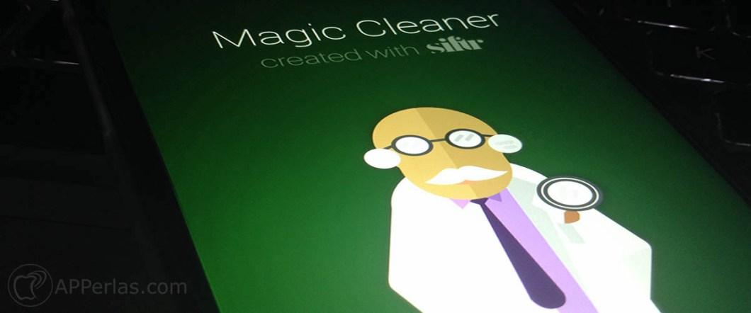 Magic Cleaner 1