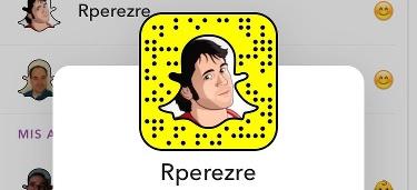 Rafa Perez snapchat en español