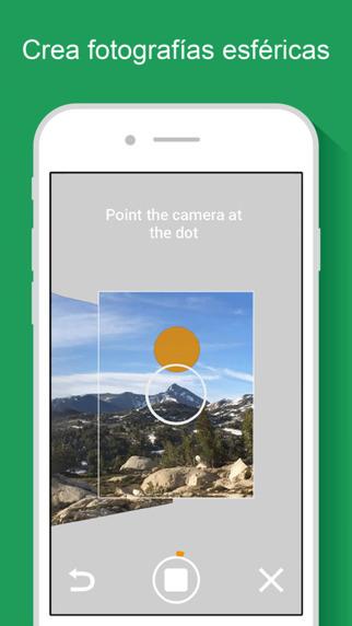 Street view Fotos de 360 grados