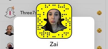 Zai snapchat en español