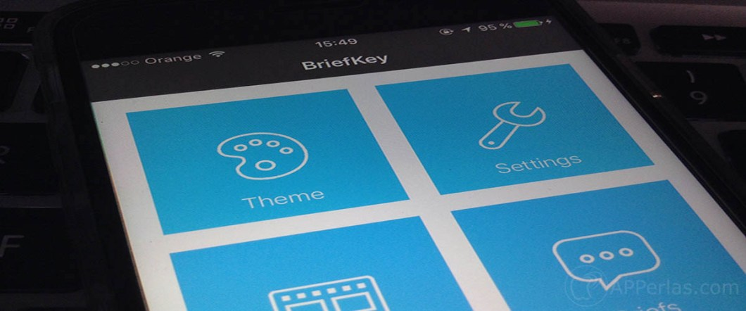 BriefKey 1