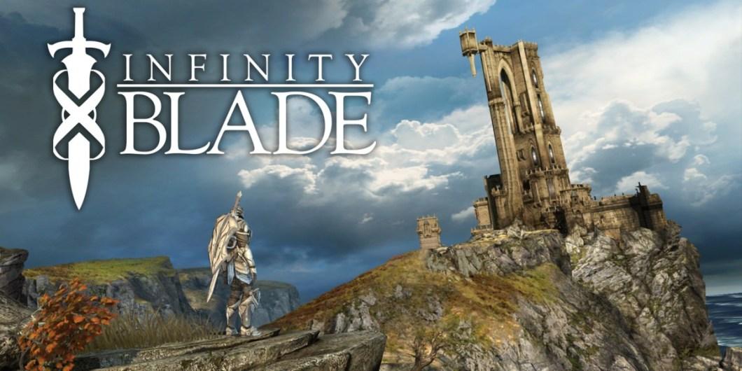 Toda la saga Infinity Blade gratis