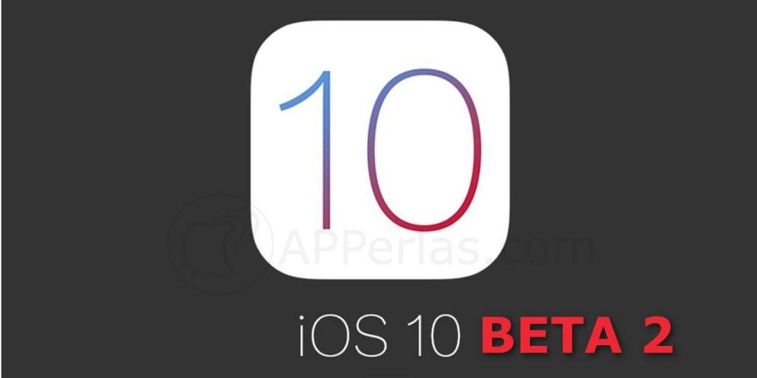 beta pública de iOS 10