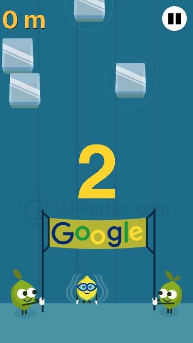 Juegos de google del limón