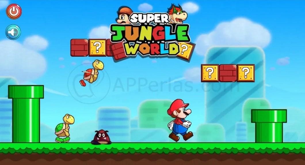 Super Mario Bros en iPhone