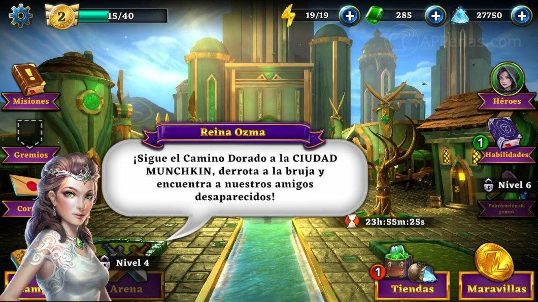 oz: broken kingdom 2