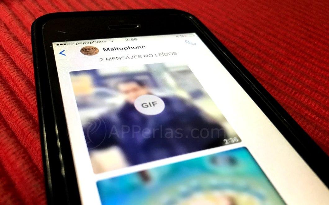 Whatsapp imágenes en movimiento
