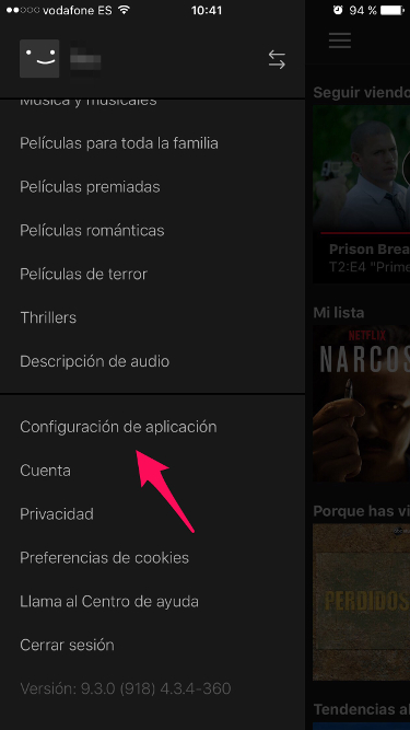Netflix en alta definición