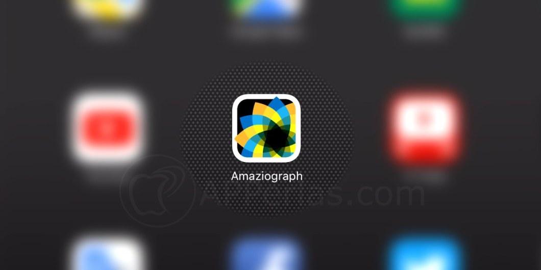 Amaziograph app de dibujo
