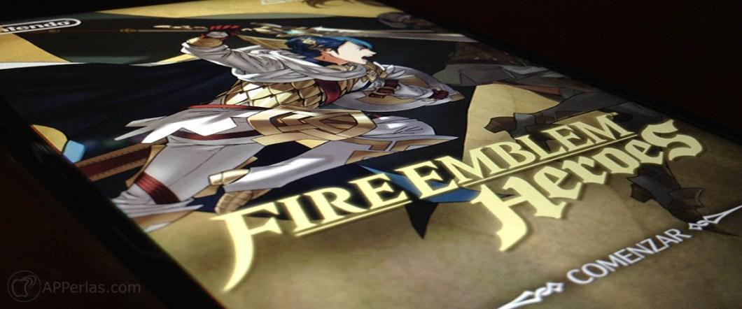 Fire Emblem Heroes 1