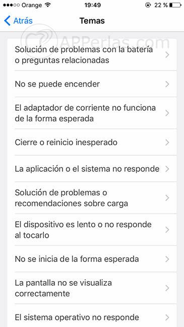 Soporte Apple 1