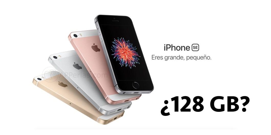 iPhone SE de 128 Gb