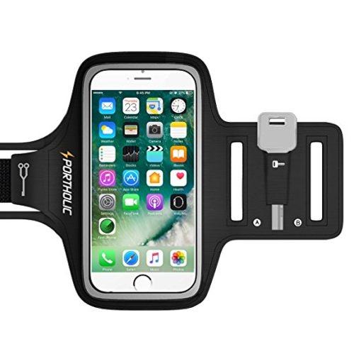 Soporte para iPhone para hacer deporte