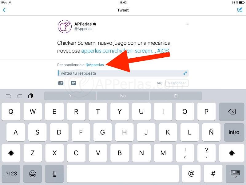 Más espacio para escribir en Twitter