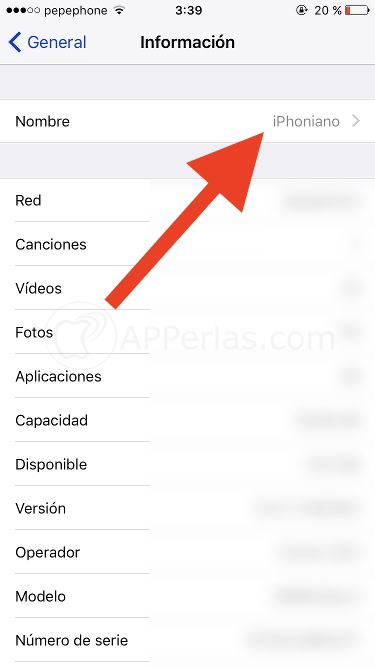 Broma con iPhone compartiendo WIFI