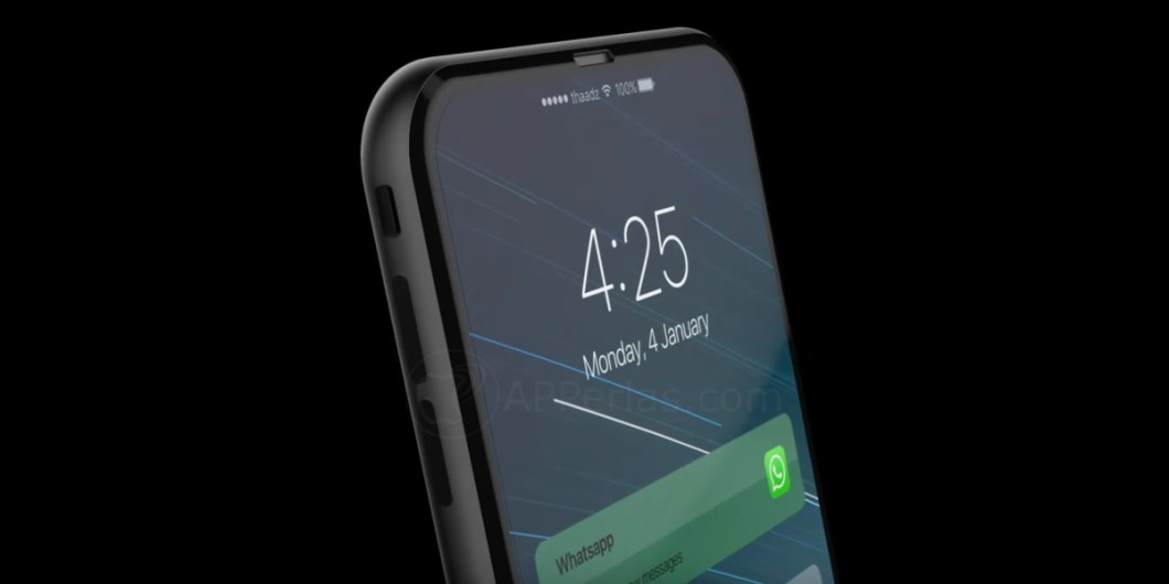 Prototipo iPhone X ó 8